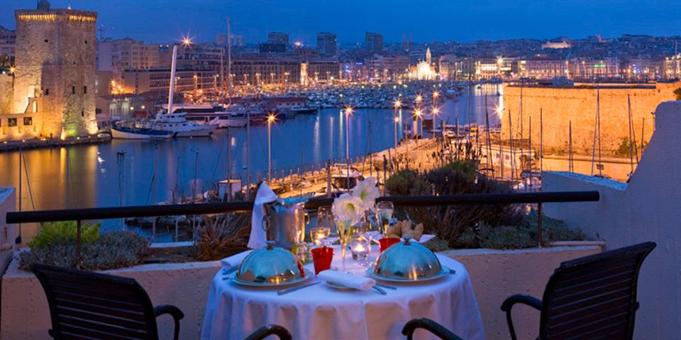 H tels s minaires sofitel marseille vieux port for Marseille chambre
