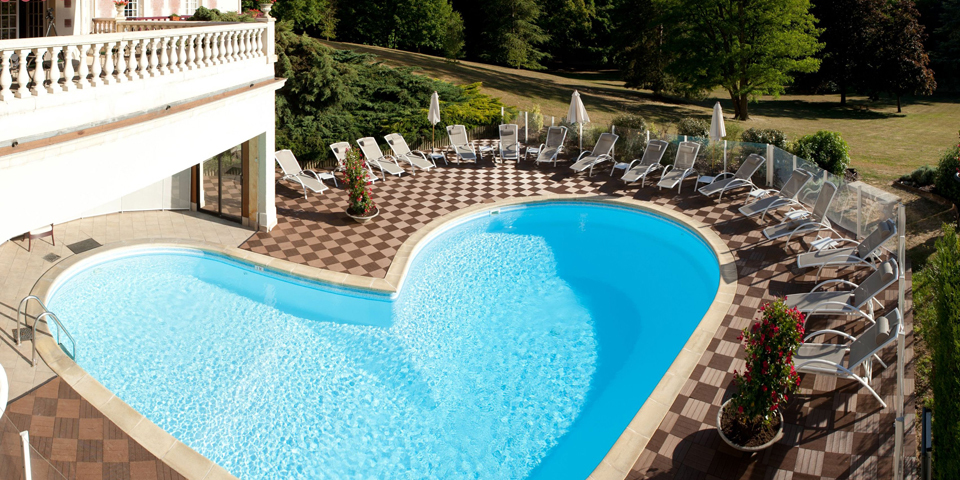 Ch teau de la tour chantilly s minaire et r union gouvieux for Piscine chantilly
