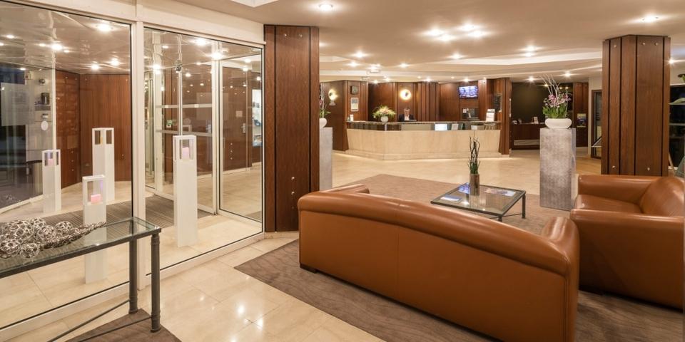 Hotel Helianthal By Thalazur St Jean De Luz