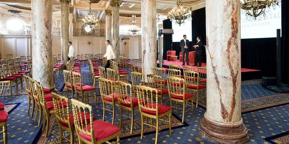 Intercontinental Carlton Cannes S Minaire Et R Union Cannes