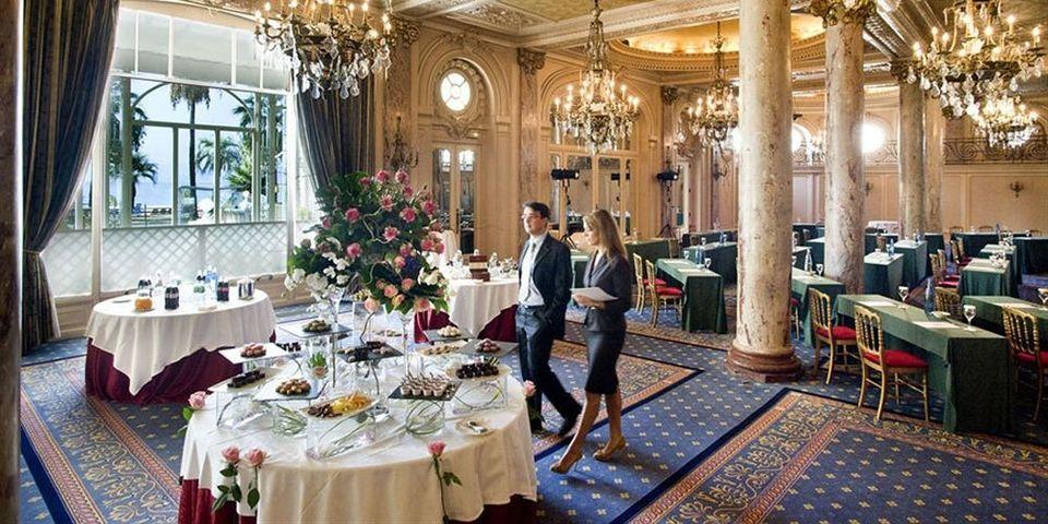 Intercontinental carlton cannes s minaire et r union cannes - Hotel carlton cannes prix chambre ...